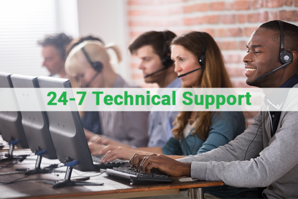 24-7 Technical Support