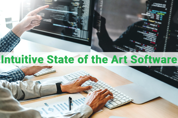 Intuitive State of the Art Software