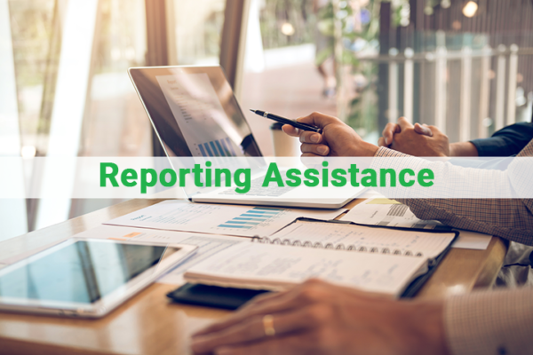 Reporting Assistance