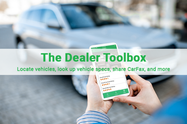 The Dealer Toolbox